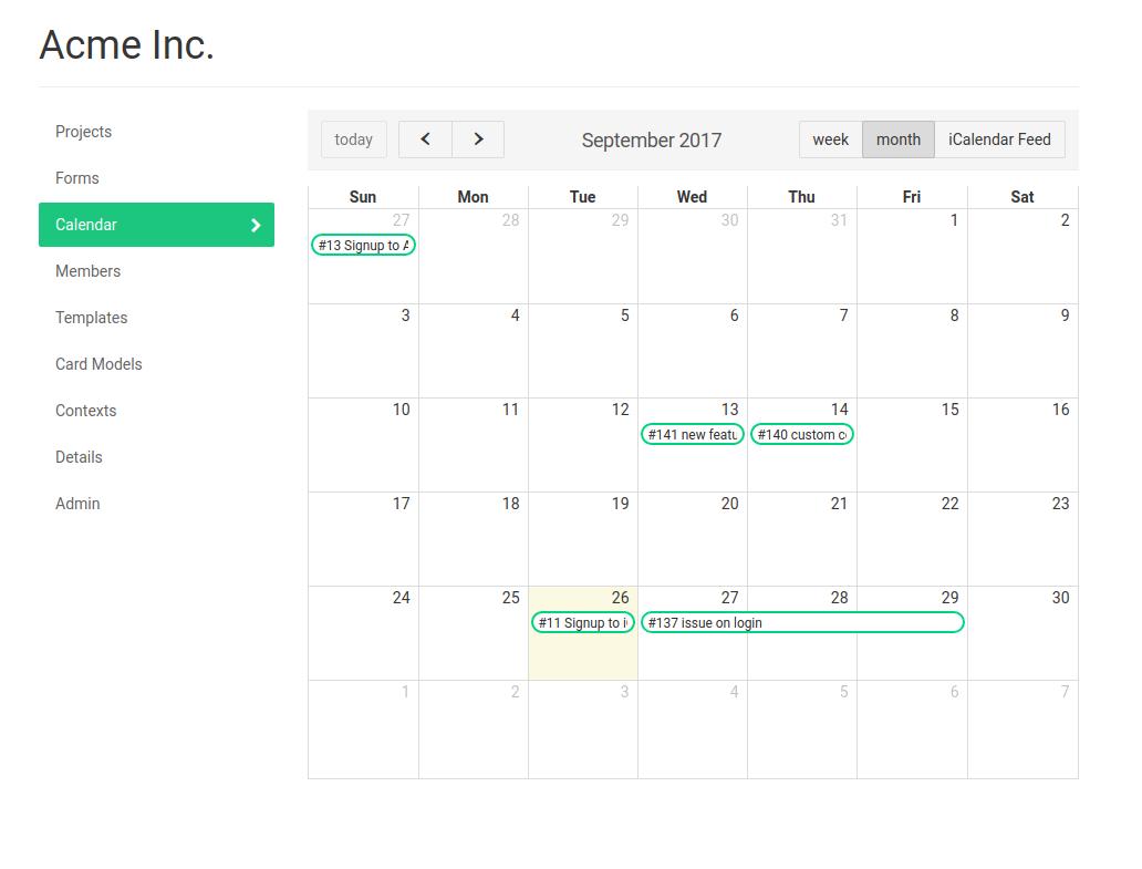org-calendar