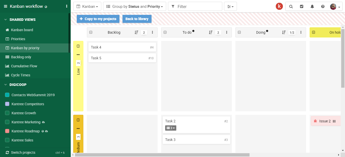 3 tips to set up an efficient kanban board  kantree the